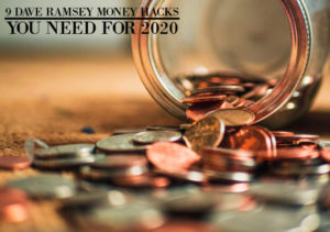 dave ramsey money saving tips 3